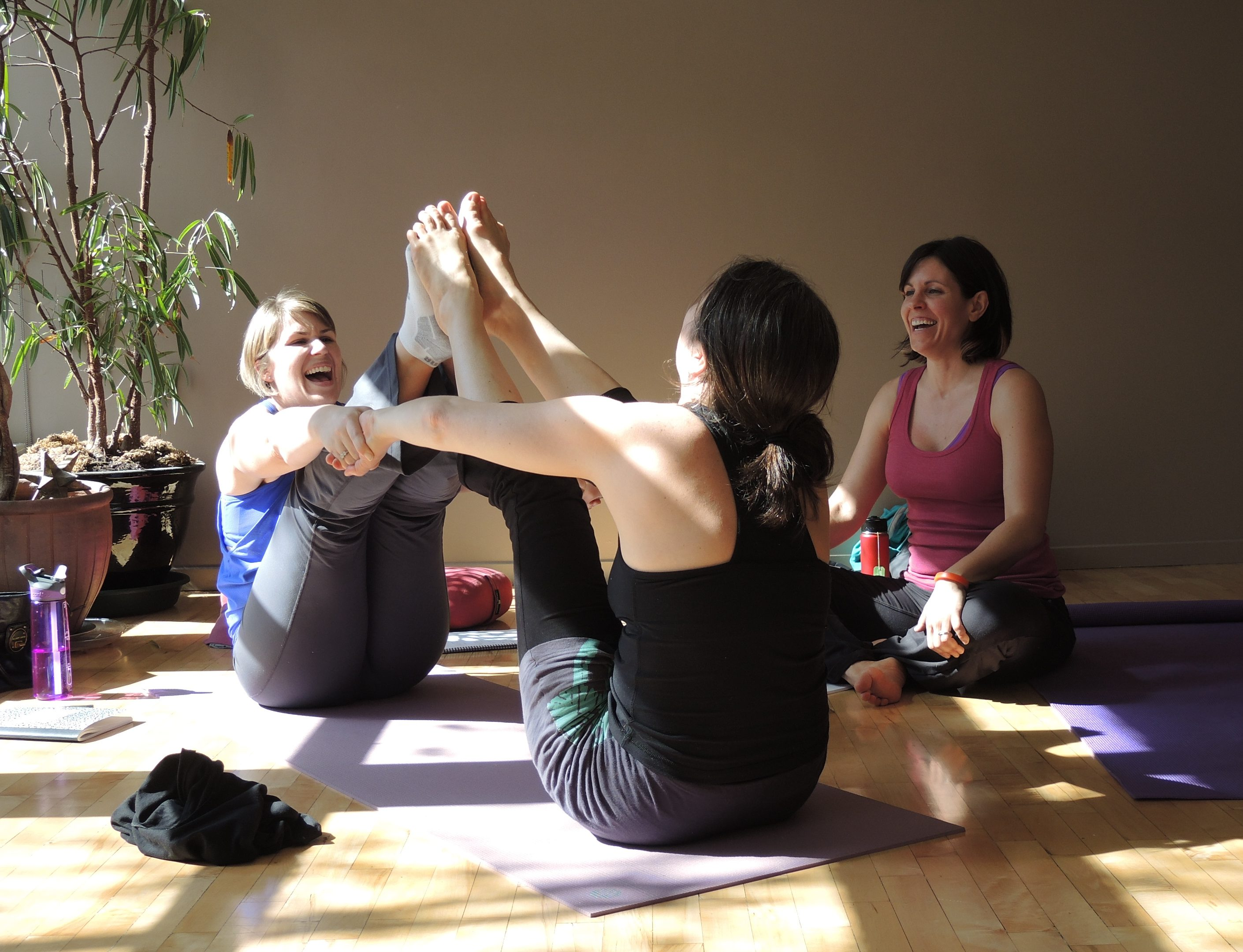LFY Teacher Training: Helping Children + Teens Thrive (Part Two) / Montreal, Canada, 04-03-2020